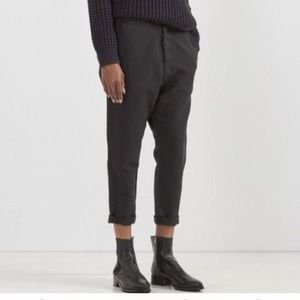 Pants - Hope drop crotch trouser pants